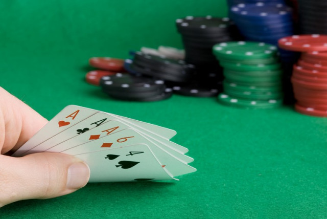 Israeli Supreme Court ruled poker a game of skill, making it technically legal. What's next? - The Jerusalem Post