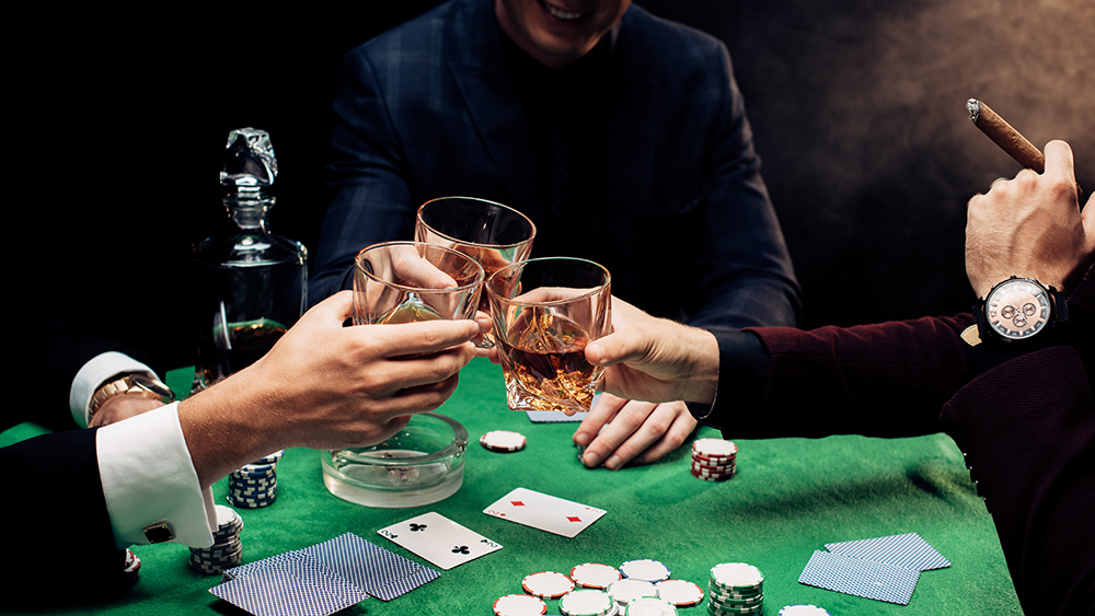Why the Most Valuable Part About Poker Is the Friendships You Can Make – Robb Report