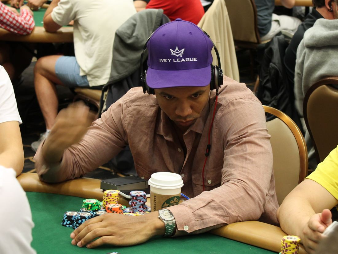 Phil Ivey has Massive Stack After Day 1C of the 2014 WSOP Main Event | Poker Industry PRO